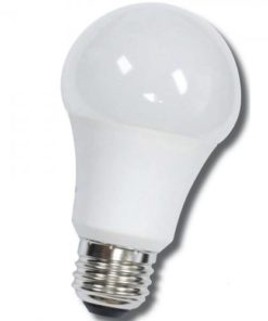 12-LEDA19-9W-ND standard shape 9W LED non-dimmable light bulb. Edison E-26 medium screw base fits standard socket.