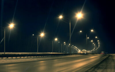 Outdoor Area Lighting and LED Light Advantages